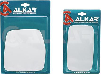 Alkar 9501286 - Cristal espejo, unidad cristal superrecambios.com