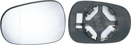 Alkar 6451164 - Cristal de espejo, retrovisor exterior superrecambios.com