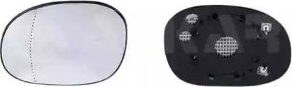 Alkar 6431283 - Cristal de espejo, retrovisor exterior superrecambios.com