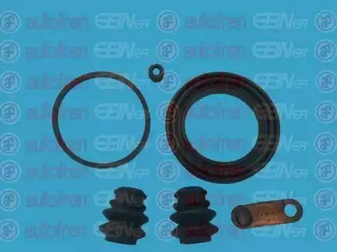 AUTOFREN SEINSA D41651 - Juego de reparación, pinza de freno superrecambios.com