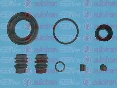 AUTOFREN SEINSA D42151 - Juego de reparación, pinza de freno superrecambios.com