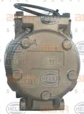 BEHR HELLA Service 8FK351109041 - Compresor, aire acondicionado superrecambios.com
