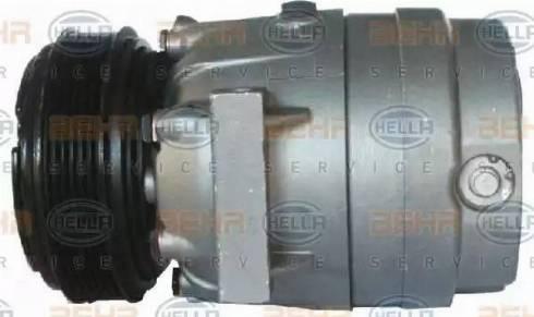 BEHR HELLA Service 8FK351134621 - Compresor, aire acondicionado superrecambios.com