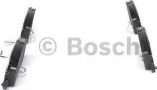 BOSCH 986424523 - Juego de pastillas de freno superrecambios.com