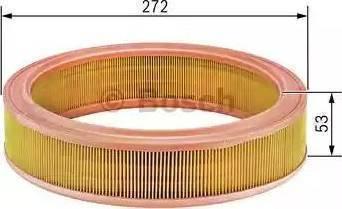 BOSCH 1457429053 - Filtro de aire superrecambios.com