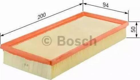 BOSCH 1457429030 - Filtro de aire superrecambios.com
