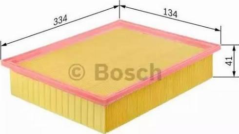 BOSCH 1457429076 - Filtro de aire superrecambios.com