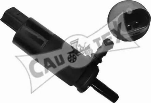 Cautex 954631 - Bomba de agua de lavado, lavado de faros superrecambios.com