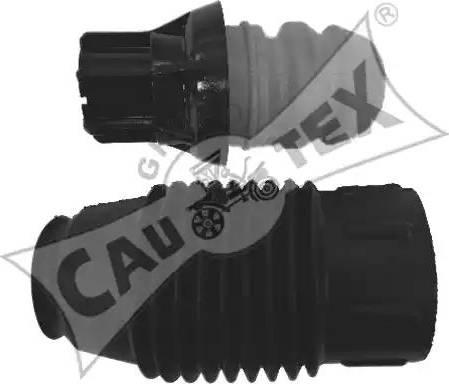 Cautex 011146 - Juego de guardapolvos, amortiguador superrecambios.com