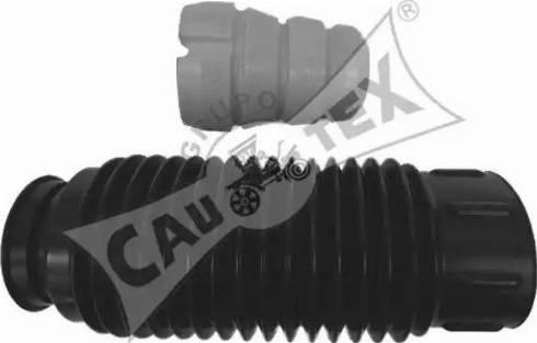 Cautex 011148 - Juego de guardapolvos, amortiguador superrecambios.com