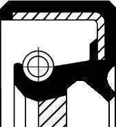 Corteco 19016634B - Anillo retén, caja de cambios superrecambios.com