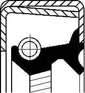 Corteco 12014316B - Anillo retén, transmisión automática superrecambios.com