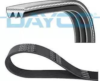 Dayco 3PK500 - Correa trapecial poli V superrecambios.com