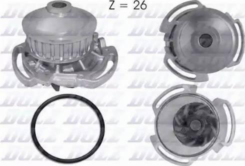 DOLZ A159 - Bomba de agua superrecambios.com