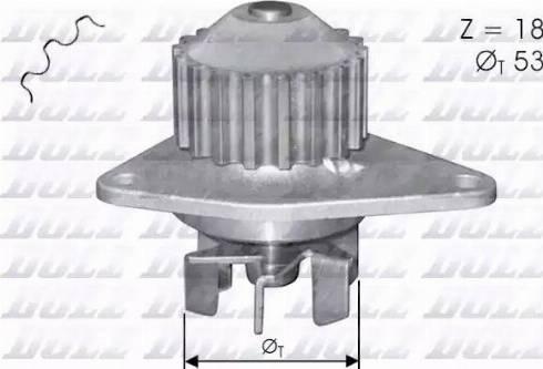 DOLZ C114 - Bomba de agua superrecambios.com