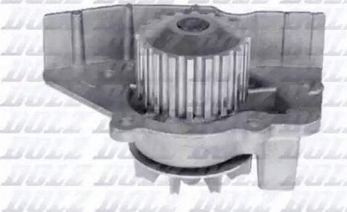 DOLZ C117 - Bomba de agua superrecambios.com