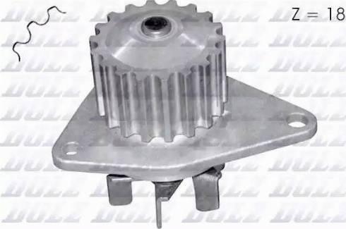 DOLZ C134 - Bomba de agua superrecambios.com