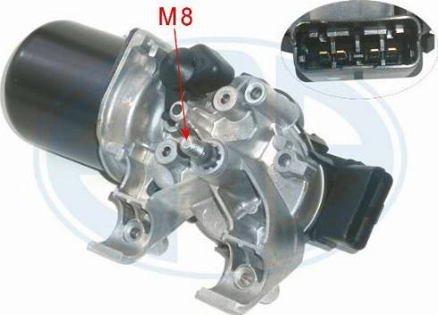 ERA 460049A - Motor del limpiaparabrisas superrecambios.com