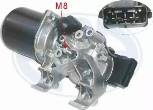 ERA 460049 - Motor del limpiaparabrisas superrecambios.com