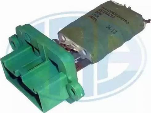 ERA 665006 - Resitencia, ventilador habitáculo superrecambios.com