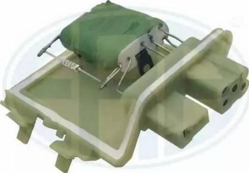 ERA 665104 - Resitencia, ventilador habitáculo superrecambios.com
