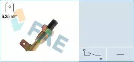 FAE 67110 - Interruptor, contacto de puerta superrecambios.com