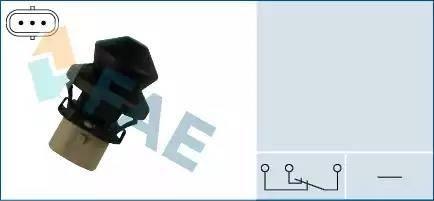 FAE 67340 - Interruptor, contacto de puerta superrecambios.com