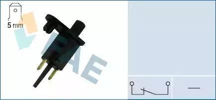 FAE 67300 - Interruptor, contacto de puerta superrecambios.com