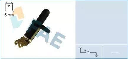 FAE 67210 - Interruptor, contacto de puerta superrecambios.com