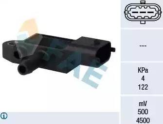 FAE 16104 - Sensor, presión gas de escape superrecambios.com