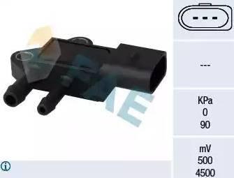FAE 16101 - Sensor, presión gas de escape superrecambios.com
