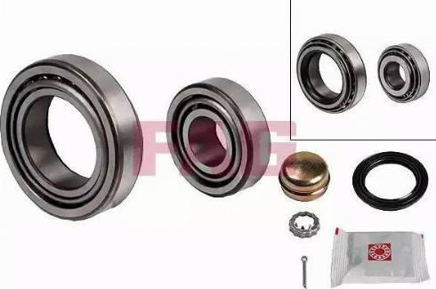 FAG 713610230 - Juego de cojinete de rueda superrecambios.com