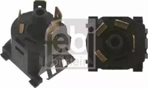 Febi Bilstein 14076 - Interruptor de ventilador, calefacción/ventilación superrecambios.com