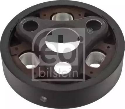 Febi Bilstein 10644 - Amortiguador de vibraciones, árbol de transmisión superrecambios.com