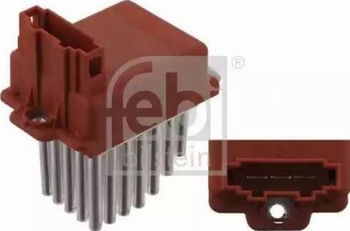 Febi Bilstein 30601 - Unidad de control, aire acondicionado superrecambios.com