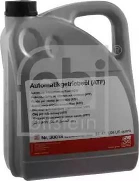 Febi Bilstein 30018 - Aceite para transmisión automática superrecambios.com