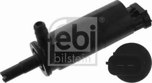 Febi Bilstein 32327 - Bomba de agua de lavado, lavado de faros superrecambios.com