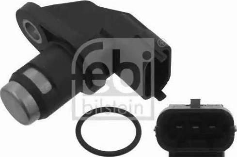 Febi Bilstein 29547 - Sensor de revoluciones, caja de cambios superrecambios.com