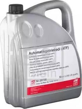 Febi Bilstein 29738 - Aceite para transmisión automática superrecambios.com