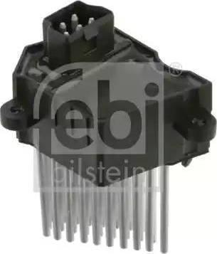 Febi Bilstein 24617 - Unidad de control, aire acondicionado superrecambios.com
