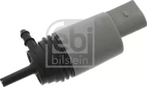 Febi Bilstein 26495 - Bomba de agua de lavado, lavado de faros superrecambios.com