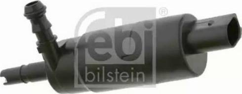 Febi Bilstein 26274 - Bomba de agua de lavado, lavado de faros superrecambios.com