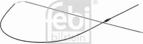 Febi Bilstein 23978 - Cable del capó del motor superrecambios.com