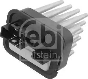 Febi Bilstein 27495 - Unidad de control, aire acondicionado superrecambios.com