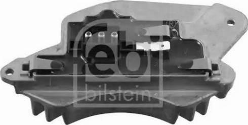 Febi Bilstein 27440 - Unidad de control, calefacción/ventilación superrecambios.com