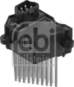 Febi Bilstein 27403 - Unidad de control, calefacción/ventilación superrecambios.com