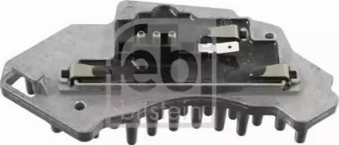 Febi Bilstein 27439 - Unidad de control, calefacción/ventilación superrecambios.com