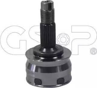 GSP 817024 - Juego de articulación, árbol de transmisión superrecambios.com