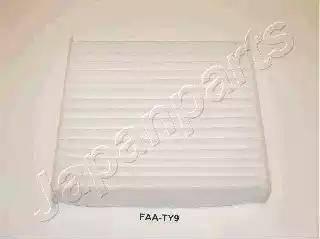 Japanparts FAATY9 - Filtro, aire habitáculo superrecambios.com