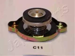Japanparts KHC11 - Tapa, radiador superrecambios.com